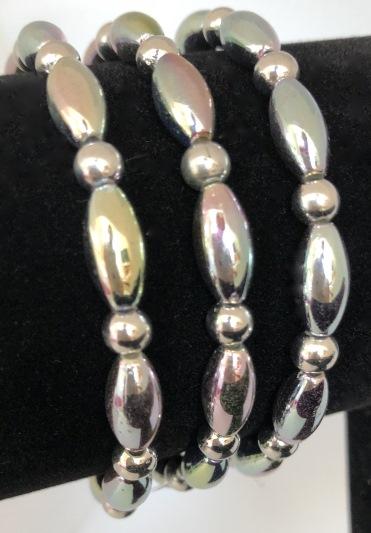 Armband i metallic