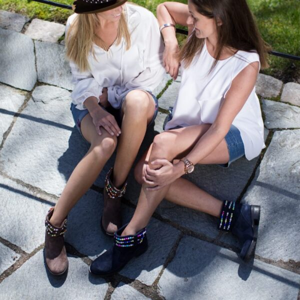 Inspirationsbild, Mimi stövlett funkar fint även med shorts.