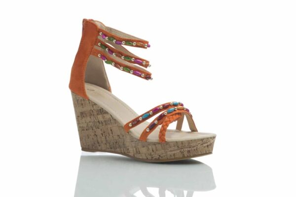 Product image orange wedges Tess.